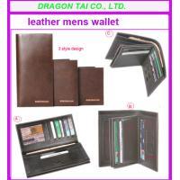 Brown men wallet, leather men