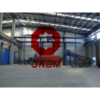 China High Capacity Calcium Silicate Board Making Machine With Crane Easy Operation on sale