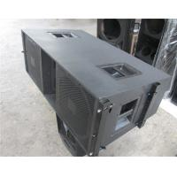 """Neodynium Magnet Line Array Speakers 3 Way 2x12"""" for Outdoor Performance"""