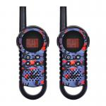 Handheld LCD Screen 5KM Walkie Talkie Toy