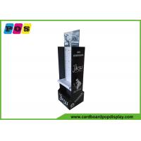 Double Sided Paperboard Cardboard Hook Display For Electronic Cigarette HD021