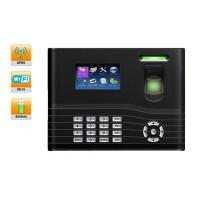 China Online GSM Biometric Web Time Clock Machine for Chain Shops and Companies Management on sale