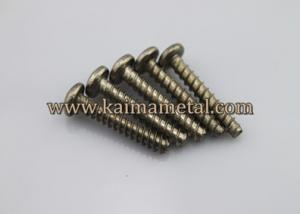 China Stainless steel screws, coarse thread on sale