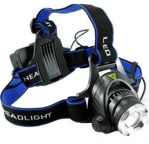 China CREE XML T6 LED 1200LM focusable LED headlamp on sale