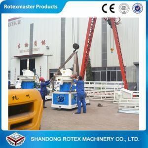 China Agricultural  Waste Peanut  Shell  wood  pellet machine / wood pelletizing equipment on sale
