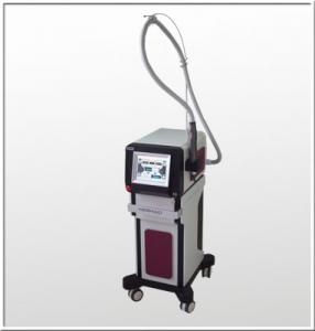 China Q Switched 1064nm Laser Freckle Removal Machine / Mens Arm Tattoo Removal System on sale