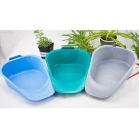Plastic disposable patient fracture bedpan, Medical bedpan with Handles, Adult bedpan with many color