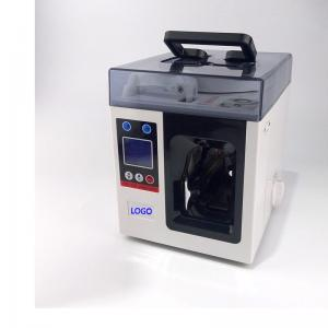 China 20mm Automatic Lightweight Banknote Binding Machine With Microcomputer Control on sale
