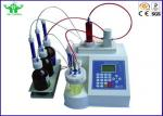 Lightweight Automatic Volumetric Karl Fischer Titration Apparatus 10PPM ~ 100%