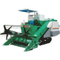 Self-propelled Full-feeding Combine Harvesters