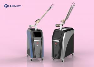 China 755nm 1064/532nm Laser Pigmentation Removal Machine 2-10mm Adjustable Spot Size on sale