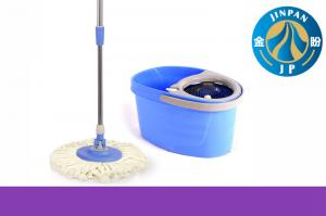 China Easy Cleaning Product Spin Mop 360 Microfiber Cleaning Mop on sale
