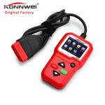 AL319 car engine tester KONNWEI unique design KW680 car diagnostic tool scanner support XP WIN7 WIN8 WIN10 system