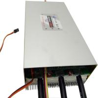 45KW 120V 500A High Power ESC MP154120 Brushless Motor For Electric Car