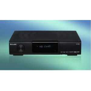 China GOOSAT S1-29HD STB Satellite Receiver DVB - S2 HD CA + CI with Player on sale