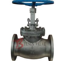 China DSS Duplex Stainless Steel Globe Valve A995 4A Industrial Stop Valve 8 Inch 150LB on sale