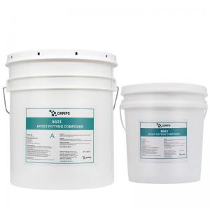 China high temperature epoxy potting compound for electronic components on sale