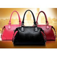 China 2014 new fashion shoulder bag lady leather brand bags woman on sale