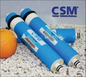 China CSM Home / Domestic RO Water Filter Membrane , RE1812- 50 Gpd RO Membrane on sale