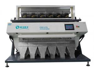 China Industrial CCD Color Sorter Machine For Cereal / Nut / Bean And Seed on sale