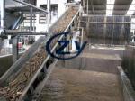 Stainless Steel Cassava Starch Processing Machine / Cassava Washing Machinery