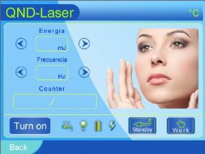 China &amp da remoção da tatuagem do laser do ND YAG do interruptor do poder superior Q; máquina dos cuidados com a pele on sale