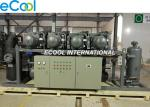 360 HP Compressor Unit High Temp ,Rerigeration Rack With PLC  Touch Screen