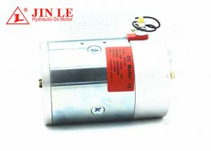 Quality Electric Bicycle Hydraulic DC Motor , Series Wound 12V 1600w Dc Motor 2350RPM for sale