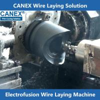 China Electrofusion Fitting Wire Laying Machine - electrofusion saddle wire laying on sale