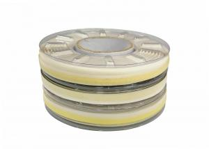China Transparent PET Film Cars Trim Adhesive Tape For Trimming Of The Powder Spray on sale