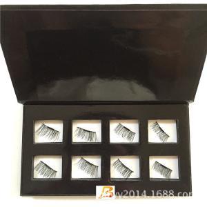 China wholesale Magnetic False eyelashes single /double /triple Magnetic lashes on sale