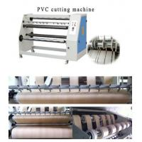 China Manufacturer Price 0.1-0.3mm Cutting Thickness Paper Roll Cutting Machine,Plastic Cutting on sale