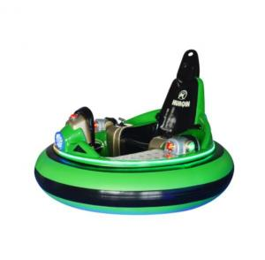 China Fibergalss Space ship bumper car kids electric car outdoor UFO bumper car dodgem bumper car for sale on sale