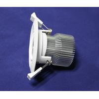 China 12Watt Aluminum Dimmable COB LED Downlight With Epistar / Sharp Chip on sale