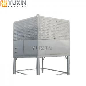 China Winery Equipment 500L 1000L Stainless Steel Wine Fermentation Tank on sale