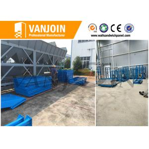 Quality Low Input High Output Automatic Construction Material Making Machinery For Wall Panels for sale