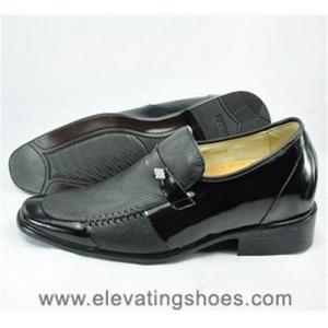 China JGL-4688 Men Dress Leather Shoes on sale