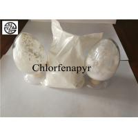 China Low Residue Pest Control Insecticide White Powder Raw Material Chlorfenapyr on sale