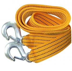 China Heavy Duty Tow Straps With Hooks on sale