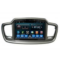China In Dash Car Media System KIA Navigation System Sorento 2015 With RDS Radio on sale