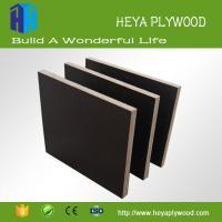 HEYA low cost phenolic bp black film faced concrete form plywood board