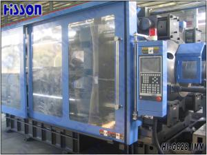 China Auto Thermoset PE Plastic Injection Molding Machine With Clamping System on sale