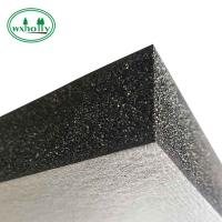 China Closed Cell 100kg/M3 Light Weight PVC NBR Rubber Foam Insulation Sheet on sale