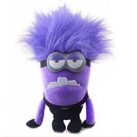 12 inch Despicable Me 2 Stuffed Plush Toys Evil Minion for boys