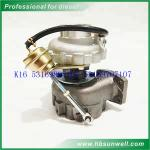BorgWarner K16 Turbocharger 53169887015 53169887107 53169707107 53169707015 for Mercedes-BENZ ATEGO 917 OM904LA-E2 Engin