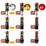 1156 T20 7440 6500K 30pcs 1500lm Car LED Tail Lights