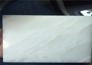 available 100% genuine san francisco Natural Translucent White Onyx Round Marble Table Top For ...