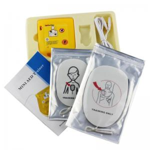 China Class II Aed Portable Defibrillator , Aed Training Device For CPR Training on sale