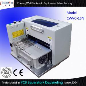 China Pre Scoring MCPCB Depaneling V Groove PCB Separator For LED Large Production on sale