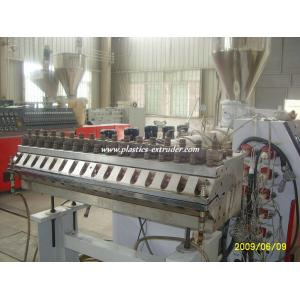 China PVC Crust Foam Board Twin Screw Extruder Plastic Sheet Extrusion Machine on sale